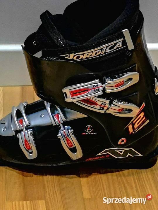 Buty narciarskie Nordica Sport Machine 12, rozm. 45