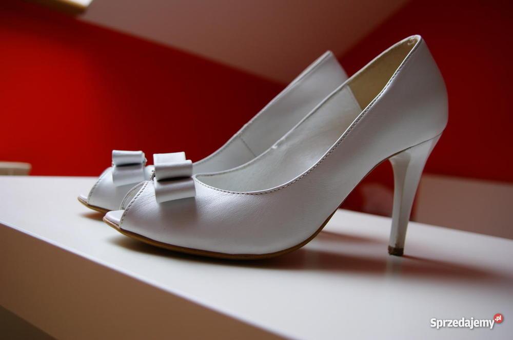Skórzane buty ślubne świętokrzyskie Kielce