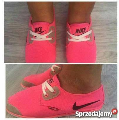 Neonowe Nike ! Najtaniej ! Wszystkie rozmiary ! 69 zl !