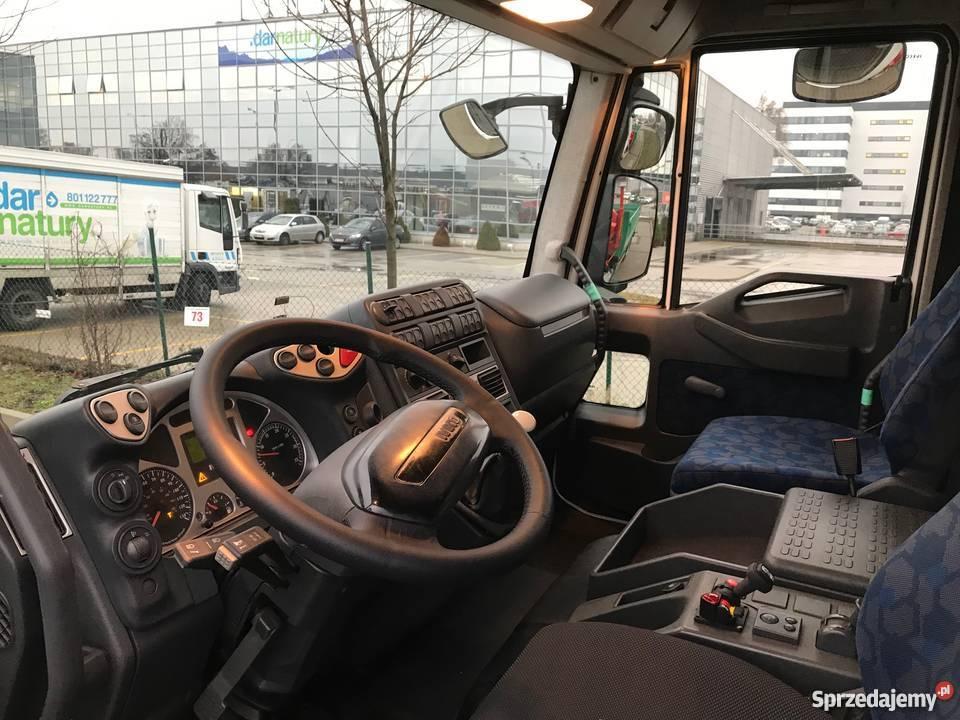 IVECO EUROCARGO 100e18 wywrot żurawhds PM immobilizer Motoryzacja Warszawa