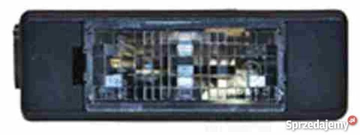 Podświetlenie Tablicy Rej Citroen C2c3 Pluriel C4 C4 Pica