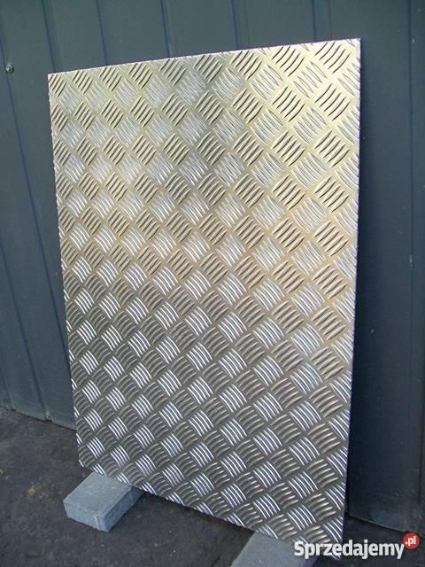 Blacha Aluminiowa Ryflowana 5 Mm Romanówka Sprzedajemy Pl