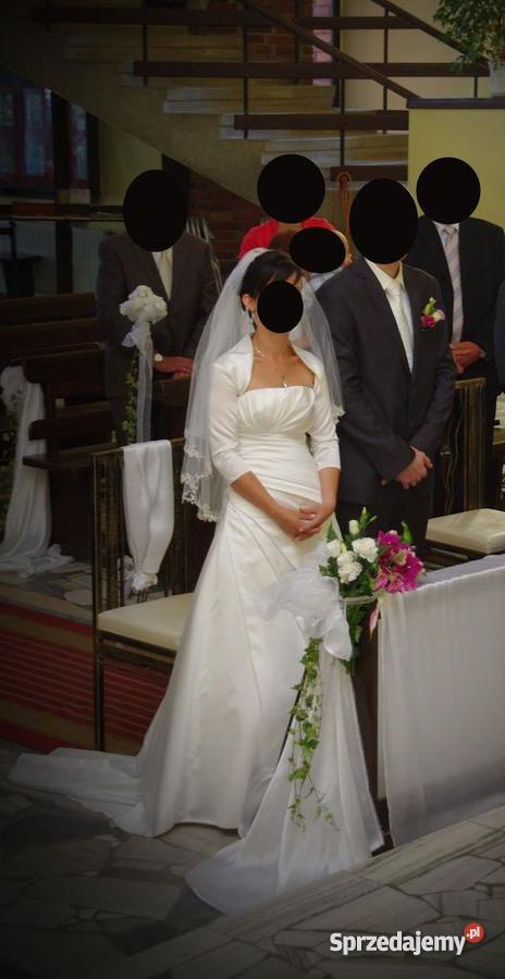 0559e3456f Suknia ślubna Agnes rozmiar 36 - Sprzedajemy.pl