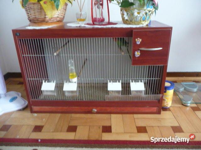 klatka Papug kanarka Wilamowice sprzedam