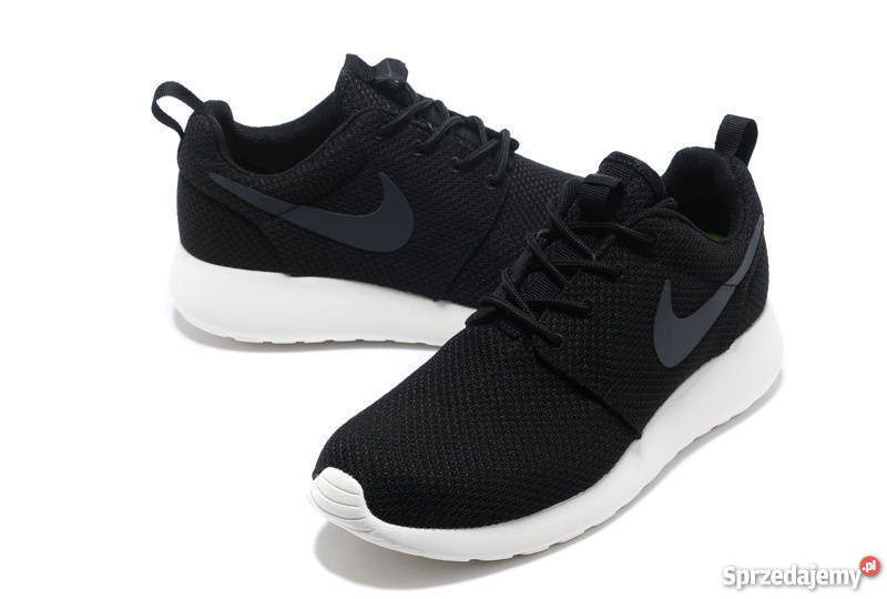 official photos 0e72c 577be nike roshe run męskie czarne