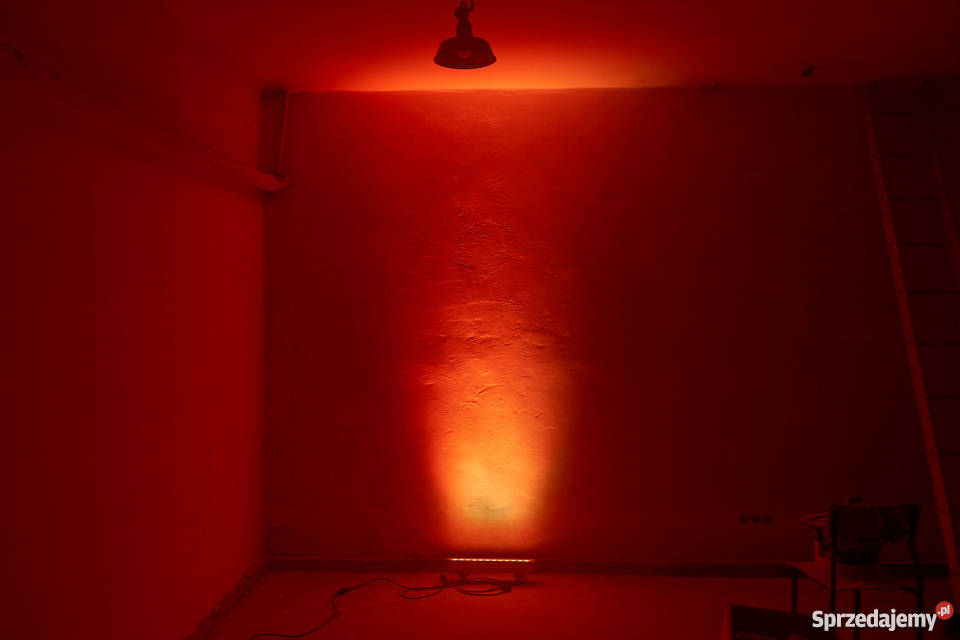 Lampy Belki Led Rgb 3in1 Ip65 Wodoodporne 12x3w Par