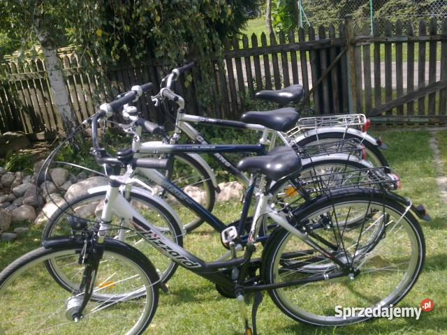 Markowe Rowery z Niemiec TREKKINGOWY PEGASUS 28 sprzedam