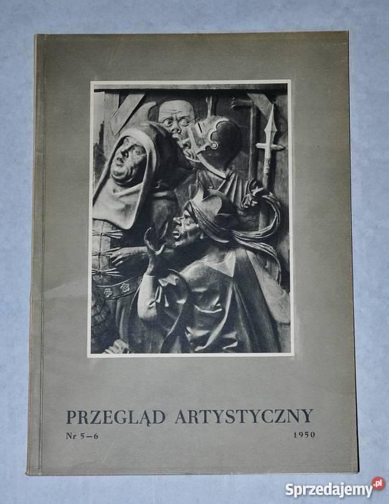 Przegląd artystyczny 112 1950 Warszawa