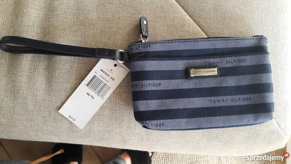 e35ca33c5016d Tommy Hilfiger - kosmetyczka saszetka portfel z USA Marki ...
