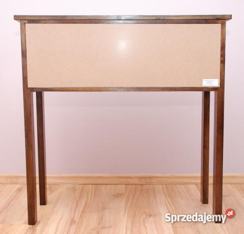 stolik konsola toaletka stoliczek drewniane zachodniopomorskie Bielice sprzedam