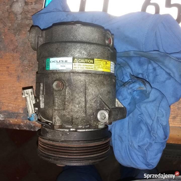 Sprężarka kompresor klimatyzacji OPEL Delphi osobowe Wola