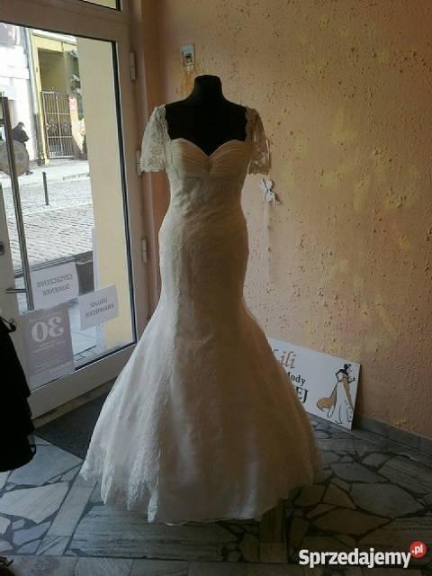 8255a494cf Piękna suknia ślubna DIVINA SPOSA ALCOR Bydgoszcz - Sprzedajemy.pl