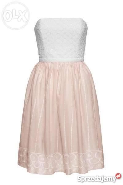96fa97999b hm exclusive conscious collection sukienka S Moda i Styl sprzedam