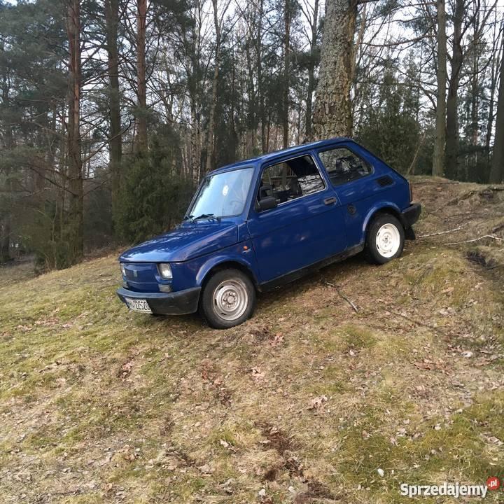 Fiat 126p Nowy Lubiel
