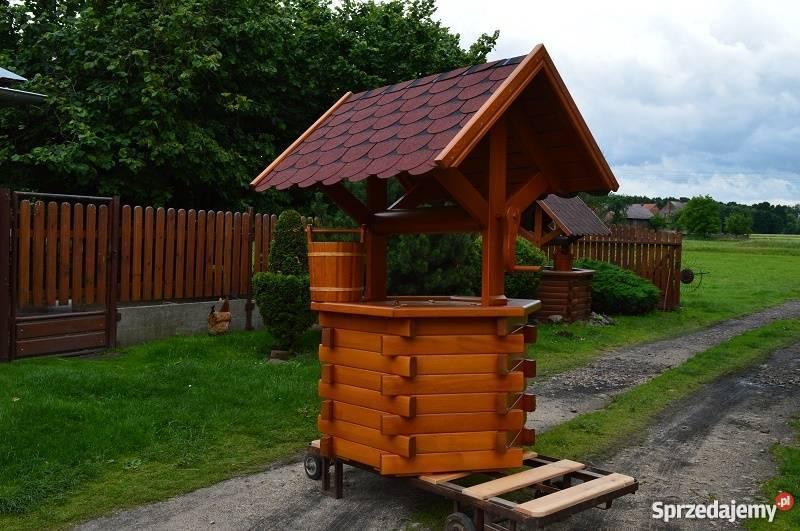 Studnia ogrodowa ozdobna Lubliniec sprzedam