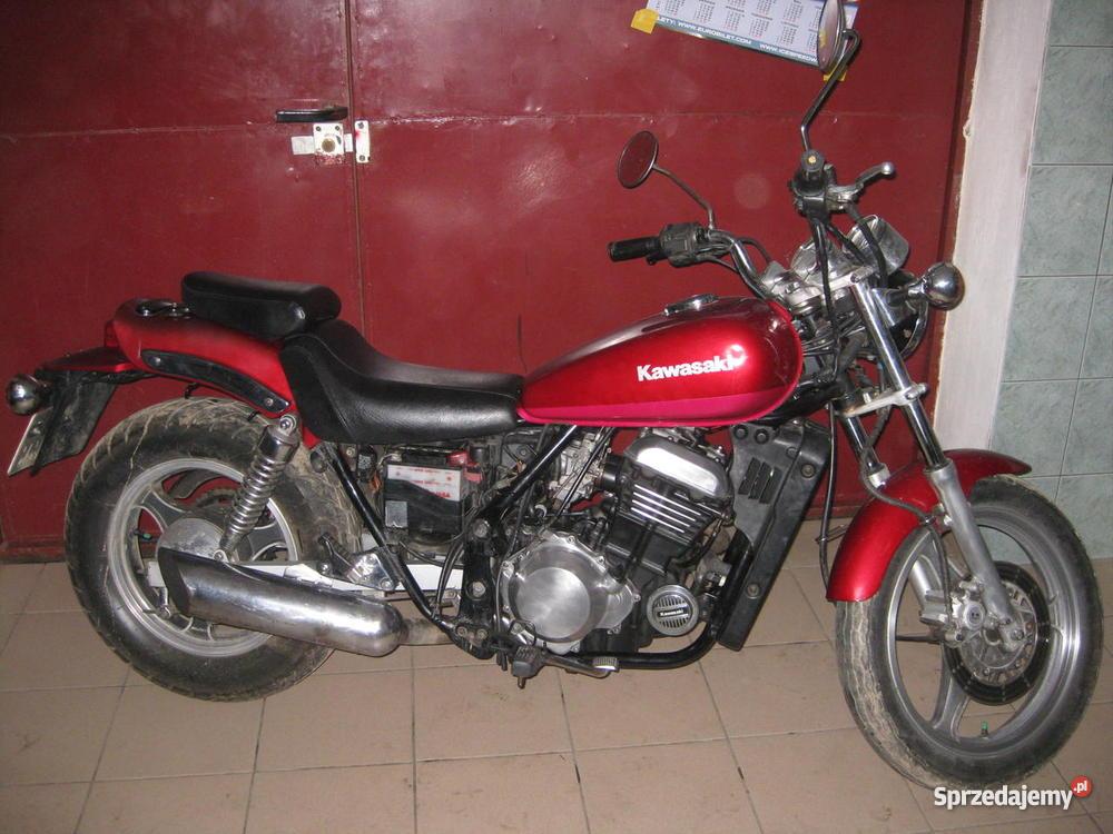 Kawasaki EL 250 Sanok