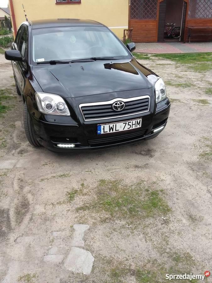 Sprzedam Toyote Avensis T25 Stan Idealny poduszka powietrzna Warszawa