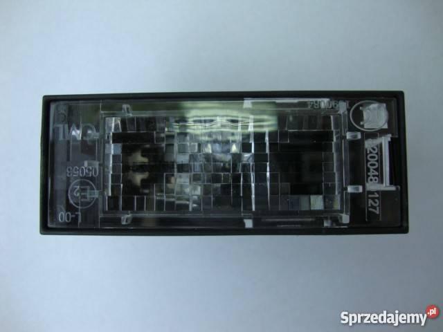 Lampka Tablicy Rejestracyjnej Renault 8200480127