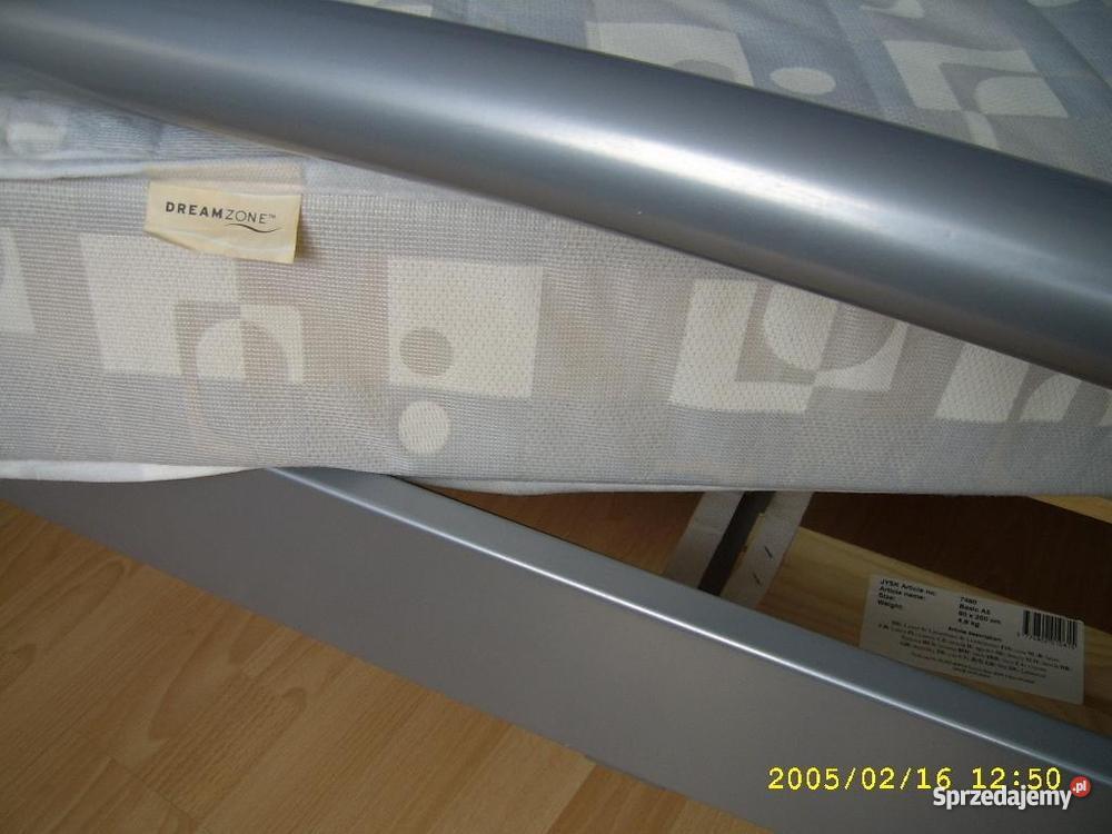 Sprzedam Komplet Z Jyskmateracrama łóżkadno łóżka160 X 200cm