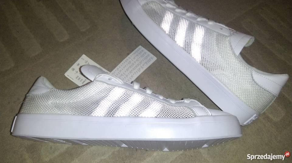 Adidas Court Vantage r 45 29 przewiewne z boku Kraków