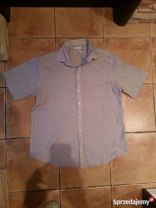 c927a10540118 Koszule męskie roz XL cena przy kupnie 2 koszul to 30zł Szczecin ...