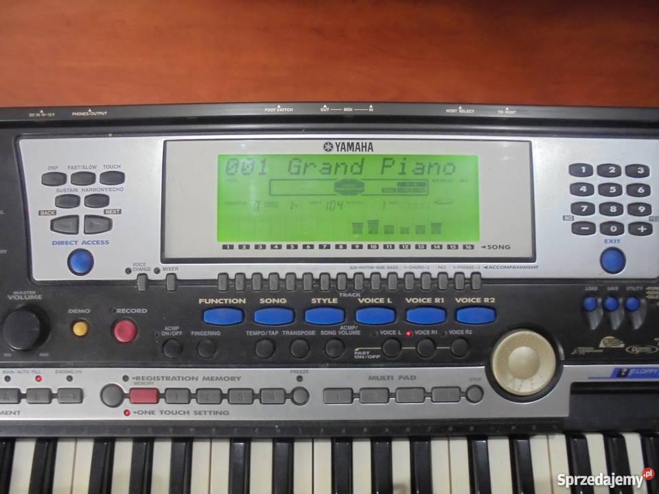 Keyboard Yamaha PSR540 Yamaha
