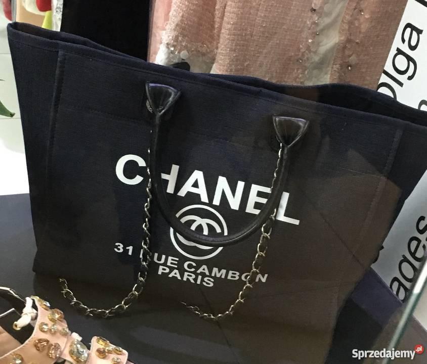 f6accdace3e31 torby chanel - Sprzedajemy.pl