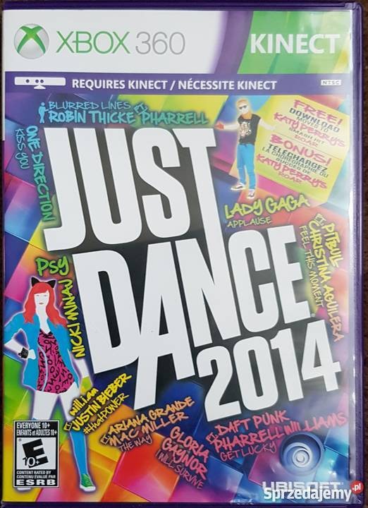 JUST DANCE 2014 sprzedam