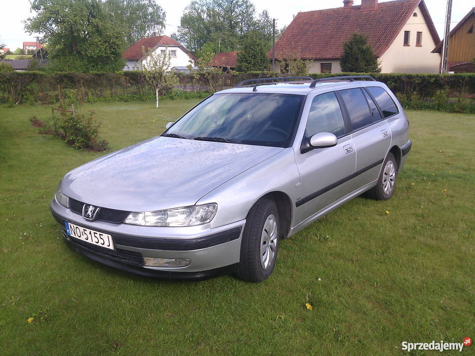 Peugeot 406 Kombi 2 0 Hdi Olsztyn Sprzedajemy Pl