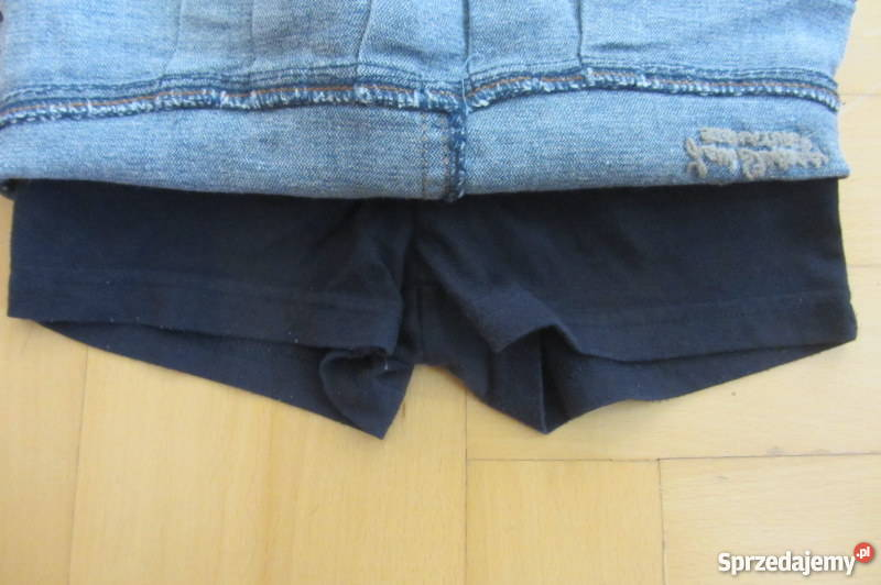 Levisspódnica jeans mini 9298104 z falbanką Odzież Łódź sprzedam