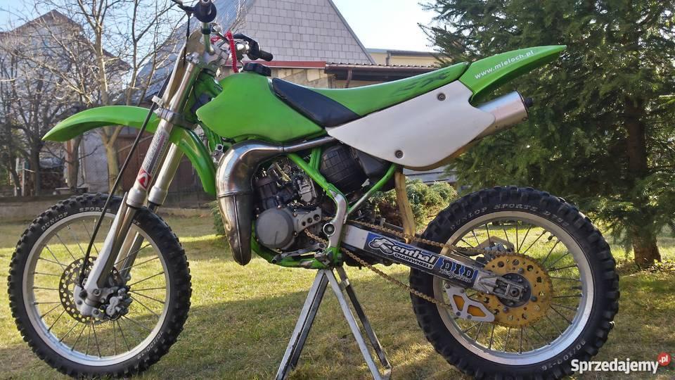 Kawasaki kx 85 Skawica - Sprzedajemy.pl