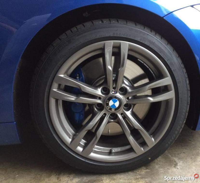 Koła 18 ORG BMW f30 f32 f36 wzór 441M Ferric Rok produkcji 2015 sprzedam