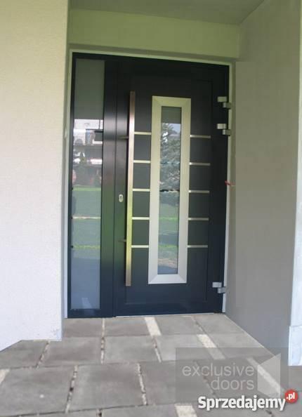 Wspaniały drzwi wejściowe - Sprzedajemy.pl MW33