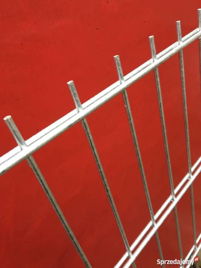 Bardzo dobra Panel ogrodzeniowy ocynkowany 2D Szczecin - Sprzedajemy.pl XV19