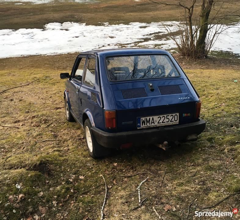 Fiat 126p kupiony w Polsce mazowieckie Nowy Lubiel
