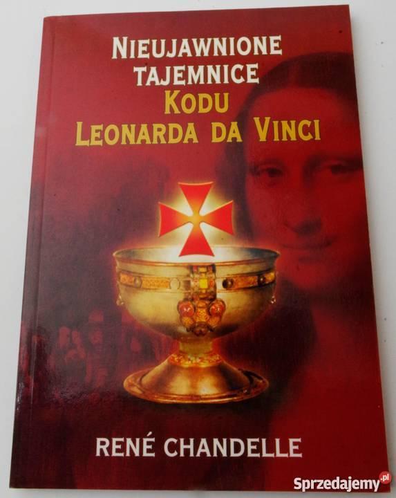 NIEUJAWNIONE TAJEMNICE KODU LEONARDA DA VINCI Proza i poezja Koszalin