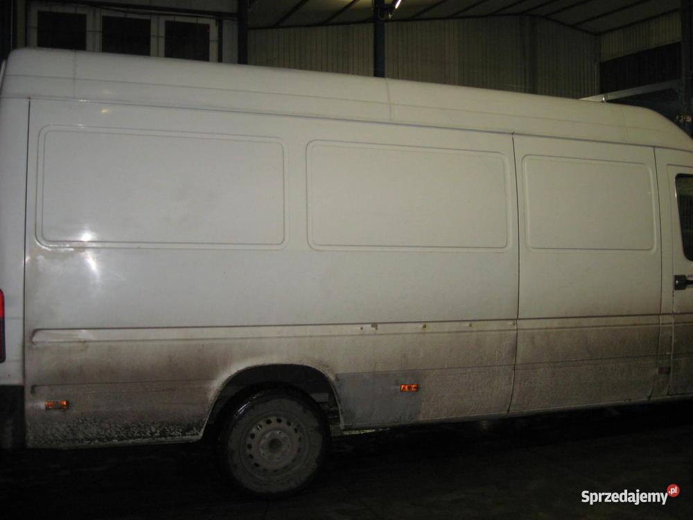 VOLKSWAGEN LT 35 25 TDI 2003 R zarejestrowany w Polsce mazowieckie Ostrołęka sprzedam