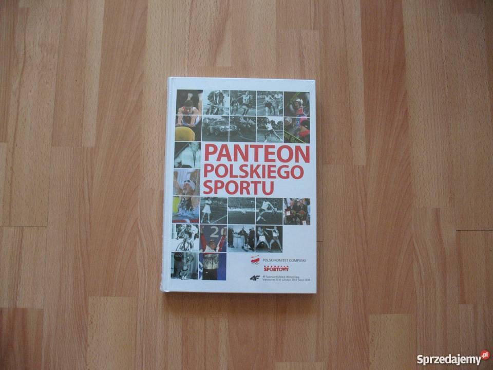 8841d0389b9772 Panteon Polskiego Sportu (KSIĄŻKA) Chorzów - Sprzedajemy.pl