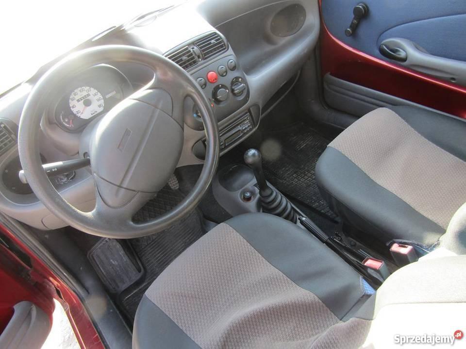 Fiat Seicento 899 wspomaganie kierownicy Białystok