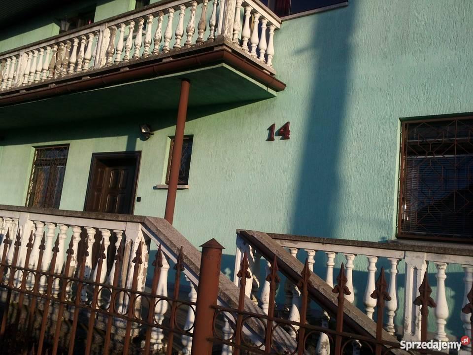 WITKOWO Syndyk Sprzedaż nieruchomość balkon