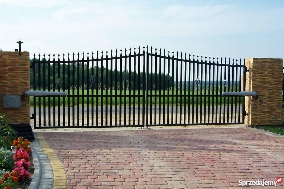 Ogrodzenia brama barierka brama przesuwna przesuwna Gorlice