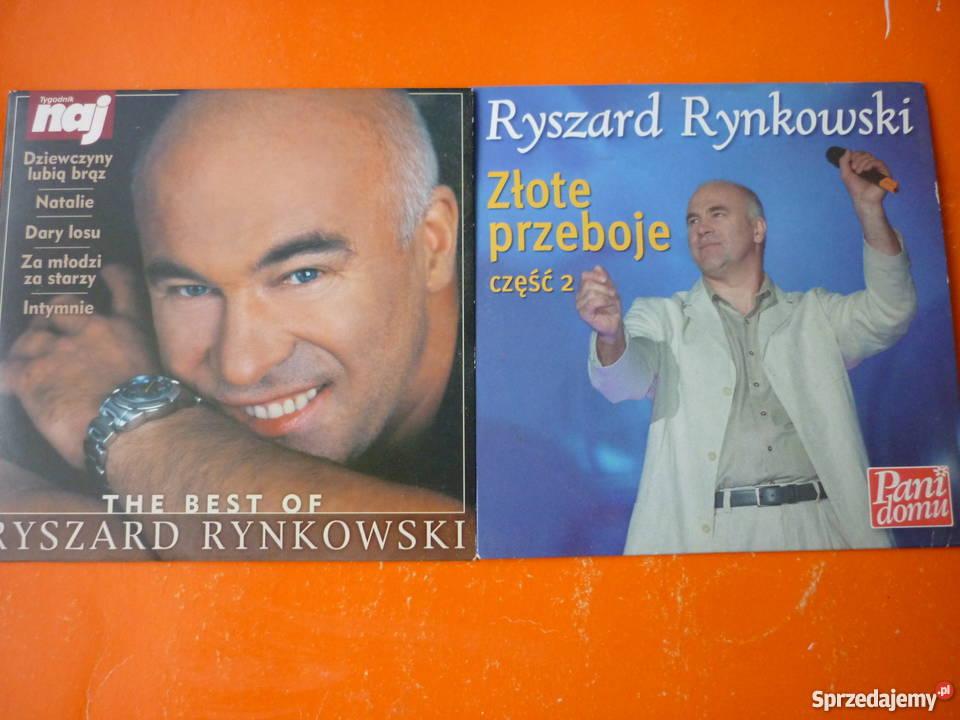 2 płyty CD Ryszard Rynkowski: