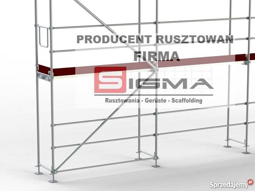 Rusztowanie 105m x 48m Każdy Typ Rusztowania Kraków