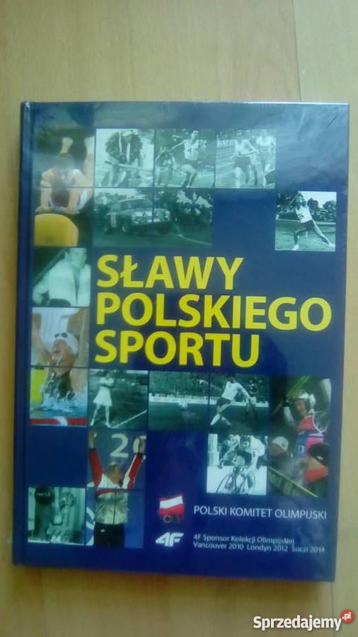 Sławy Polskiego Sportu Olsztyn sprzedam