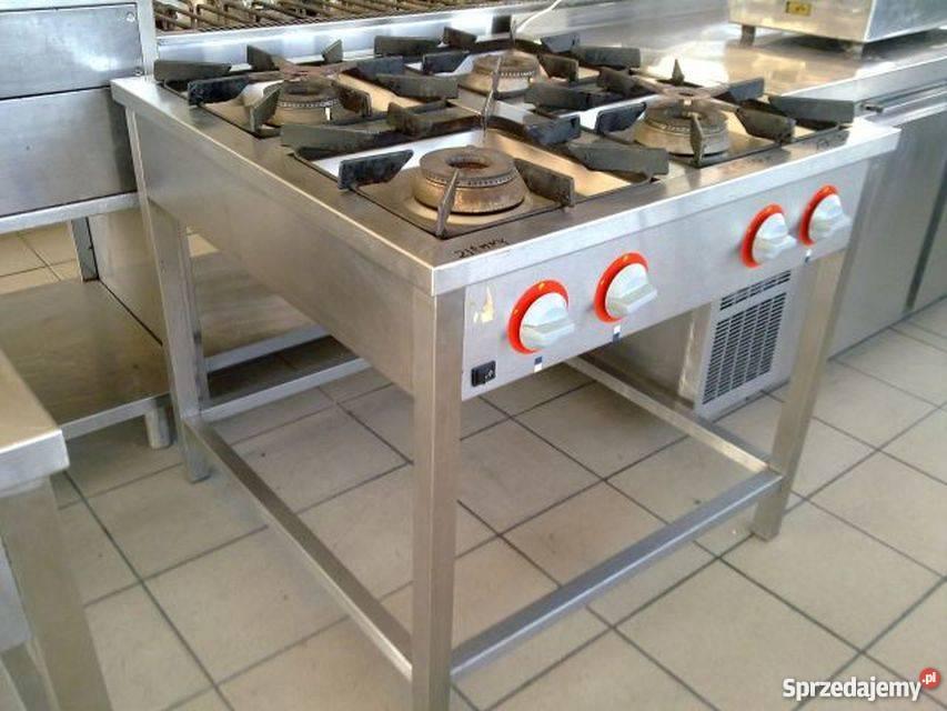 Kuchnia Gazowa 4 Palnikowa Egaz Ostrow Wielkopolski Sprzedajemy Pl