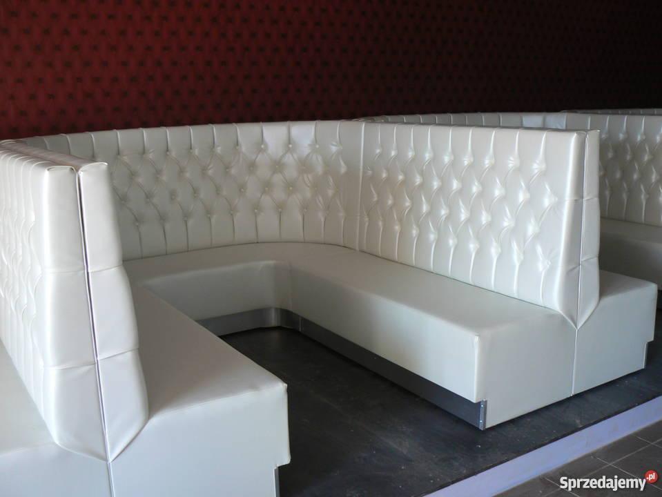 loże boksy meble do lokali sofy kanapy Częstochowa