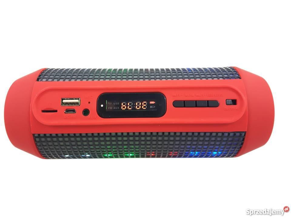 Głośnik Bluetooth Tuba Radio Odtwarzacz MP3 MP3 Warszawa sprzedam