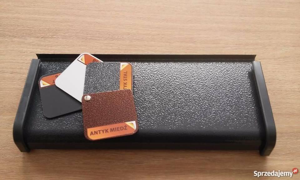 Parapety zewnetrzne - stalowe, aluminiowe softline-Tanio