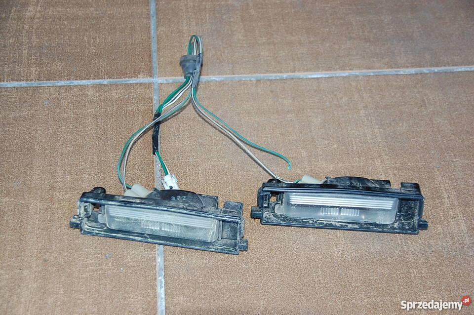 Toyota Rav4 00 05 Podświetlenie Tablicy