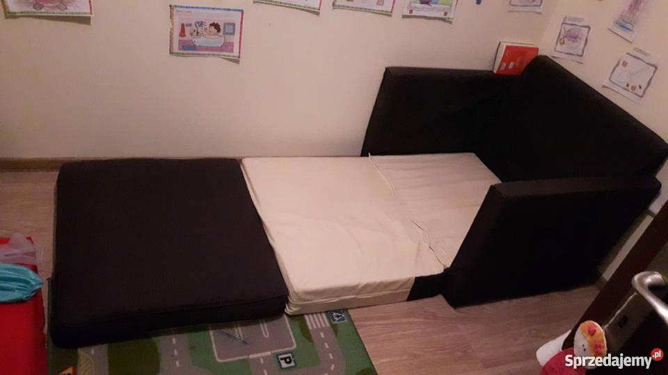 Rozkładany Fotel Z Ikea Stan Idealny Prawie Nie Używany